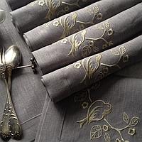 Пошив текстильных сетов для ресторана