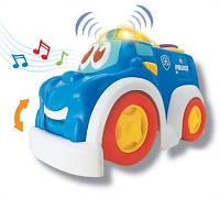 Музыкальная машинка Полиция 12842