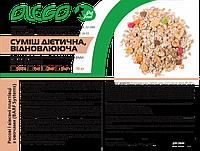 Кормовая добавка Olego рисовые и овсяные хлопья , 3 кг