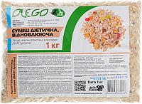 Смесь диетическая из рисовых и овсяных  хлопьев Olego , 1 кг