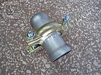 Хомут с кольцом выхл.сист. ВАЗ 2108 + патрубки метал.(пр-во Украина)