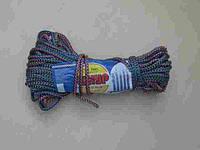 """Шнур комбинированный бытовой плетенный мягкий d=3,9 (25м) ТМ """"Ткач"""""""