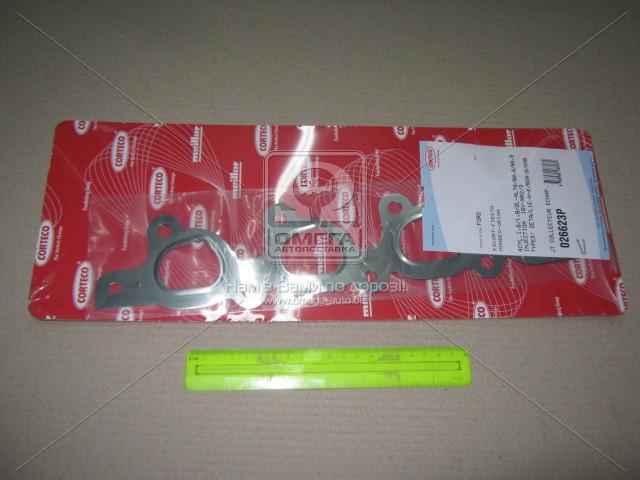 Прокладка коллектора ФОРД, EX FORD ZETEC 1.6/1.8/2.0 (пр-во Corteco)   026623P