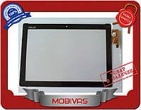 Тачскрин для Asus ZenPad 10 (Z300CG-1L030A) черный ОРИГИНАЛ