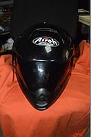 Шлем интеграл Airoh формы чужой б.у. + запасное стекло б.у. размер M 56-57