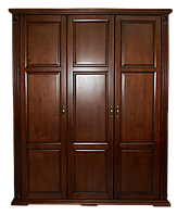 Шкаф из натурального дерева Версаль