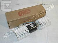 Электродвиг. отопителя (мотор печки) Газель 12В с двумя крыльч. (пр-во АВТОРАД)