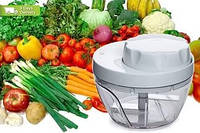 Измельчитель ручной (комбайн) Twisting vegetable chopper