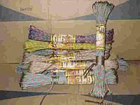 Шнур полипропиленовый плетеный для белья d=3мм (20м) ТМ Укрканпром