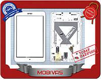 Дисплейный модуль для Asus ME180A ME180 KOOL белый ОРИГИНАЛ