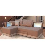 Угловой диван Алекс (пружинный блок)