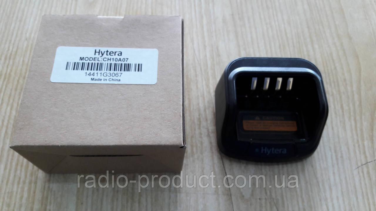 CH10A07 зарядное ус-во для радиостанций Hytera
