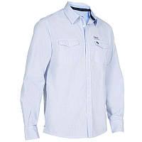 Рубашка мужская Tribord KOSTALDE голубая