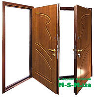 Дверь  Булава Волна Усиленная