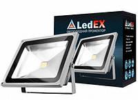 Светодиодный прожектор LEDEX 50Вт 4000лм 6500К холодный белый 120º IP65 TL11706