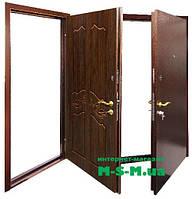 Дверь Булава Антик Вензель