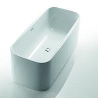 Ванна акриловая отдельностоящая Devit OPTIMA + ножки, сифон и слив-перелив 17176130