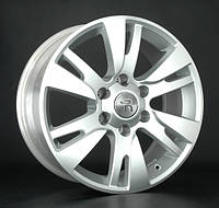Литые диски Replay Toyota (TY76) R18 W7.5 PCD6x139.7 ET25 DIA106.1 (GMF)