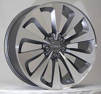 Литые диски Replica Mercedes (M248) R20 W8.5 PCD5x112 ET35 DIA66.6 (MG)