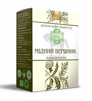"""Фиточай """"МЕДНЫЙ ВСАДНИК от простатита и аденомы"""" 20 ф/п по 2,0 г."""