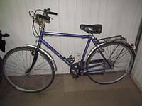 Классический велосипед Cobran professionalll из Италии на передачах б/у.