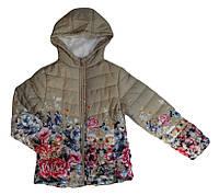 Куртка для девочек оптом, F&D, 4-12 рр., арт. YY-2935, фото 1