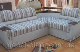 Кутовий диван Корадо (пружинний блок)