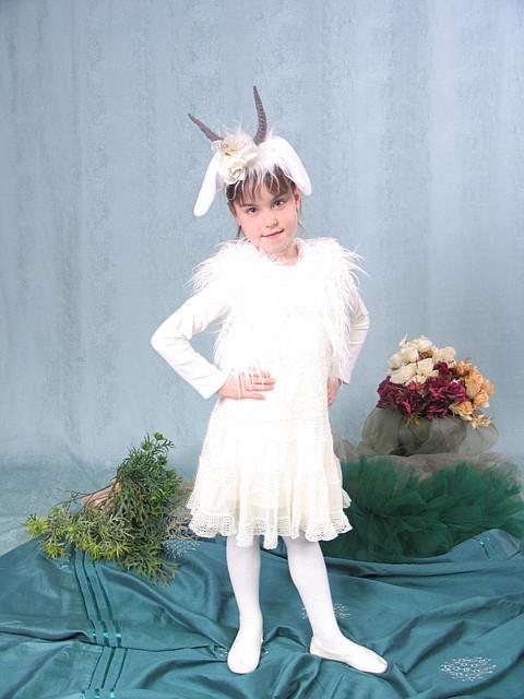 Продажа детского карнавального костюм - Коза-дереза