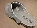 Тапочки медичні білі Яна, фото 4