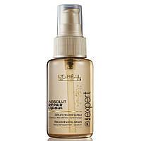 Масло для волос loreal Absolut Repair lipidium 50 ml