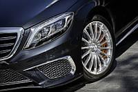 Обвес W222 S65 AMG Mercedes Benz