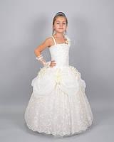 Детское нарядное платье «Юнона»