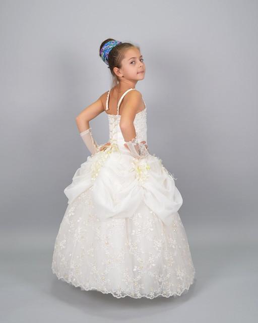 Юнона детские платья