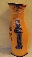 Ваза керамическая Китаянка высота 39 см