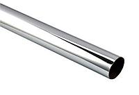 Труба хромированная 3 м.,диам 25,толщ. 0.7 мм
