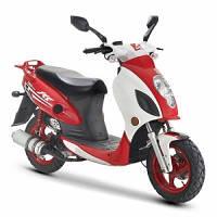 Скутеры YIBEN