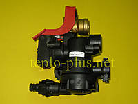 Регулятор водяной (трехходовой клапан) 8716771264 Junkers, Bosch ZWC24/28-1MF2K