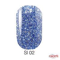 Гель-лак Naomi Self Illuminated SI 02, 6 мл