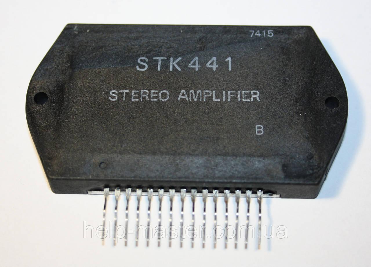 Мікросхема STK441 (SIP15)