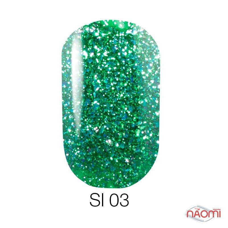 Гель-лак Naomi Self Illuminated SI 03, 6 мл