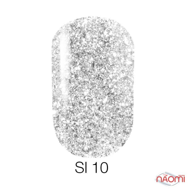 Гель-лак Naomi Self Illuminated SI 10, 6 мл