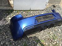 Задний бампер с диффузором VW Golf 6 R20
