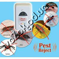 Ультразвуковой электромагнитный отпугиватель насекомых и грызунов Pest Reject (Пест Риджект), фото 1