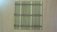 Салфетка бамбуковая размер 18*18