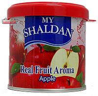Освежитель MY SHALDAN ♨ аромат Apple ✓ 80 гр. ⚠ Тайланд