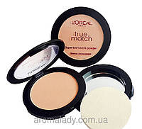 Пудра для лица L'oreal True Match Super-blendable