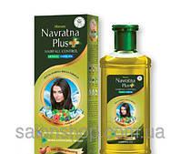 Масло от выпадения волос из индийских трав Zee Laboratories Navratna 200 мл