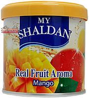 Освежитель гелевый MY SHALDAN ♨ аромат Mango  ✓ 80 гр. ⚠ Тайланд