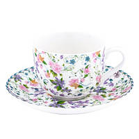 Чашка с блюдцем Versailles 100 мл Krauff