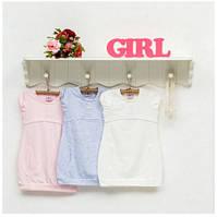 Платье для девочки ТМ Фламинго, стрейч-кулир (артикул 904-416)